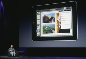 Apple Ipad: Phil Schiller from Apple introduces the new ipad