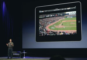 Apple Ipad: Chad Evans from MLB.com discusses the new iPad