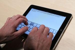 Apple iPad: Apple Announces Launch the iPad