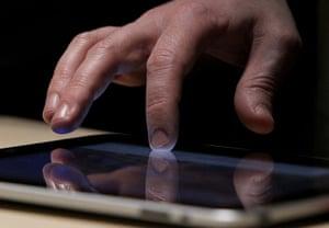 Apple Ipad: Apple launches the ipad