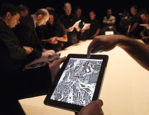 Apple Ipad: Apple launch the ipad