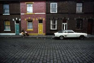 John Bulmer at NCMM: Manchester, 1977