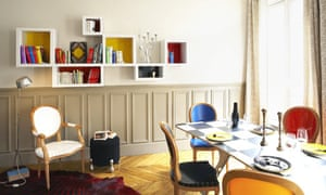 Colour flat dining