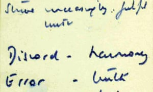Margaret Thatcher's handwriting is described as quite masculine but softened slightly.
