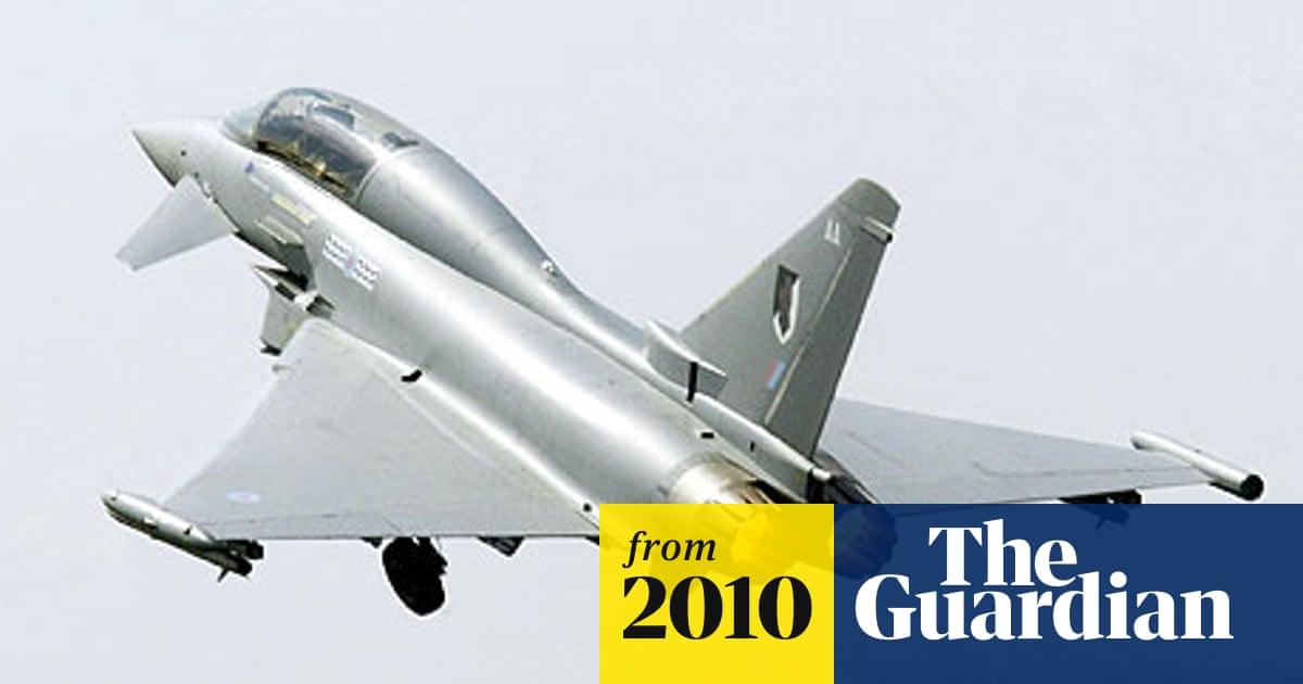 RAF jets scrambled after two passenger plane terrorist alerts   UK