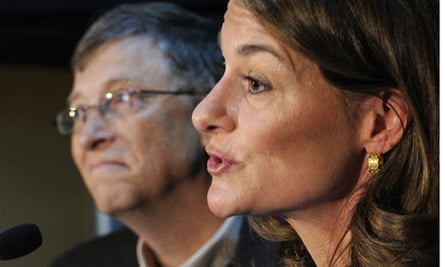 Bill and Melinda Gates commit $10bn over 10 years towards vaccines for developing countries