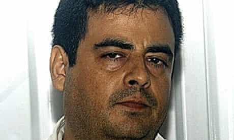 Carlos Beltran Leyva in custody