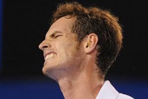 Murray v Federer: murray