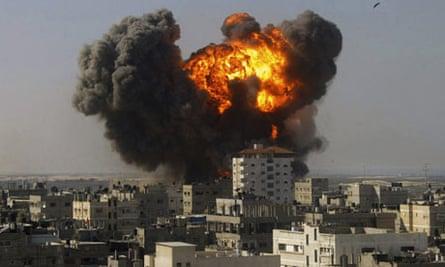 gaza-airstrike-2009