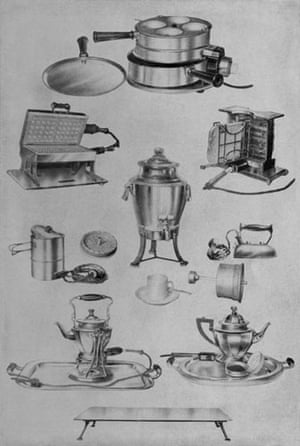 Visual History of Cooking: Illustration from Mrs Beeton's Book of Household Management