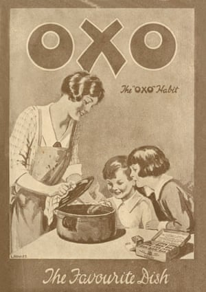 Visual History of Cooking: An early twentieth century Oxo advertisement