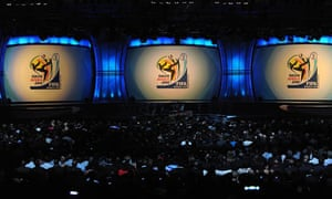 Soccer - 2010 FIFA World Cup Draw - Cape Town International Convention Centre