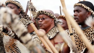 Jacob Zuma gets married: Jacob Zuma gets married for the fifth time