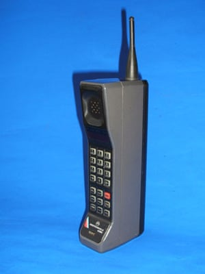 Mobile phone history : Mobile phone history