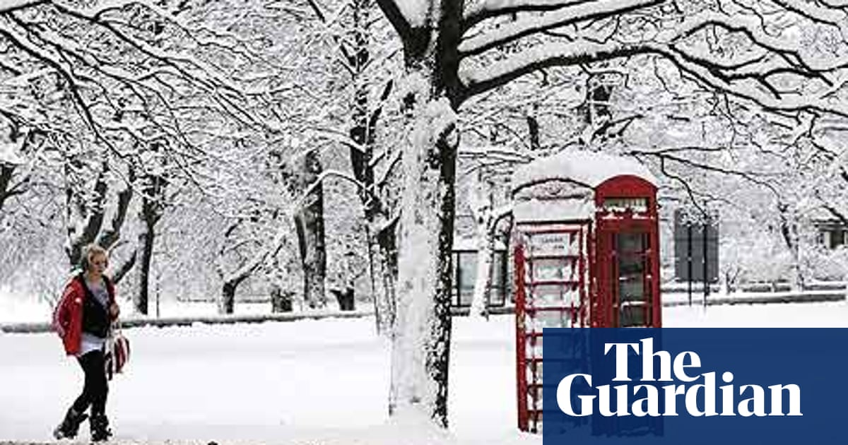 How we used #uksnow data from Twitter | UK weather | The ...