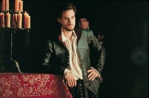 Writers in films: Joseph Fiennes in Shakespeare In Love