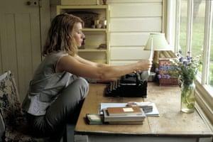 Writers in films: Gwyneth Paltrow as Sylvia Plath in the film Sylvia