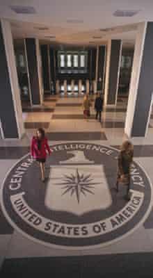 CIA officers in Virginia