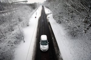 Winter weather: Freezing Temperatures Continue To Grip The Country