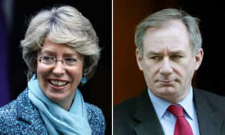Patricia Hewitt and Geoff Hoon have called for a Labour leadership contest.