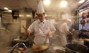 Career By Numbers Chef Money The Guardian