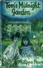 Susan Einzig's cover illustration for Tom's Midnight Garden