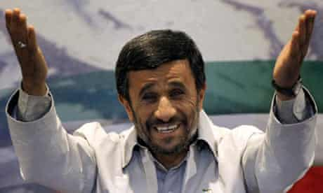 Officials are worried that Mahmoud Ahmadinejad, Iran's president, might be bolstered by sanctions