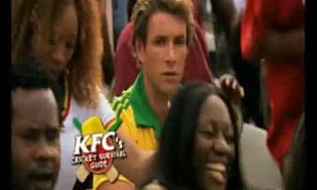KFC advert allegedly racist