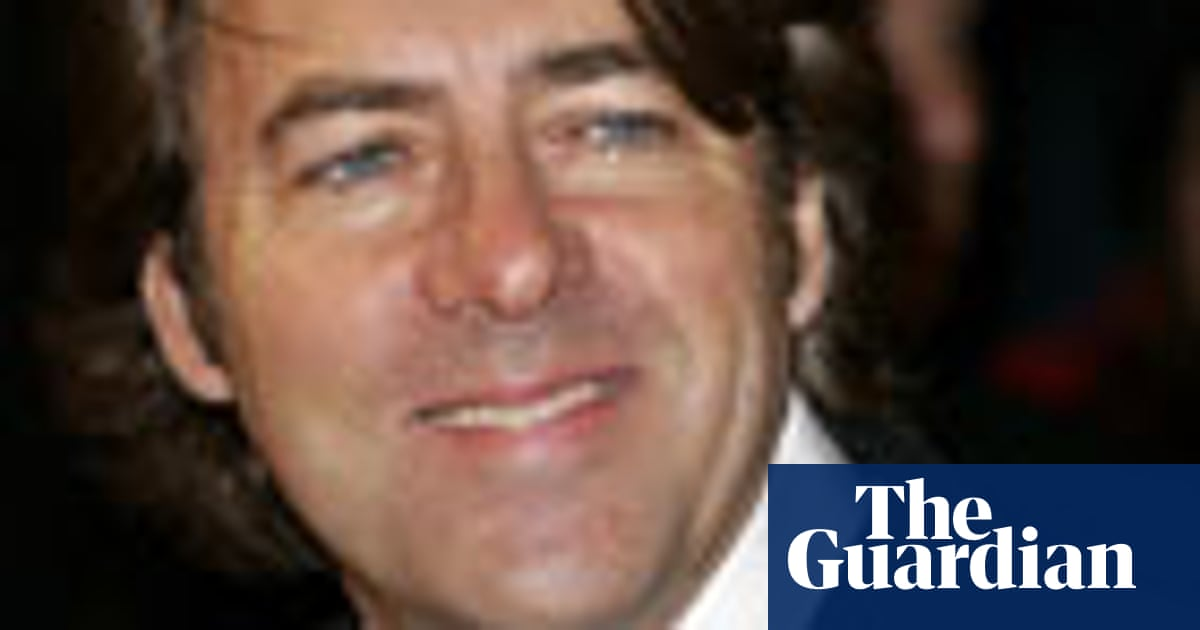 Jonathan Ross: a career in pictures | Media | The Guardian