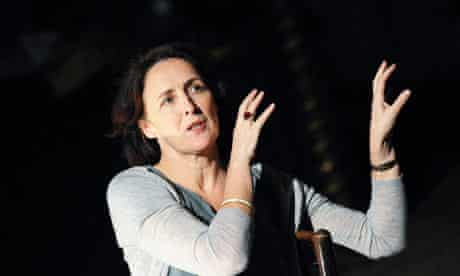 Fiona Shaw in The Waste Land