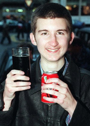 Stuart Donnelly, Scotland's youngest lottery winner