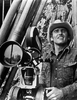 Dennis Hopper: Dennis Hopper on The Last Movie, 1971