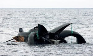 Anti-whaling boat Ady Gil sinks off Antarctica
