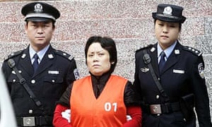 Chinese 'Godmother' Xie Caiping sentenced to 18 years' jail as part of gang crackdown in Chongqing