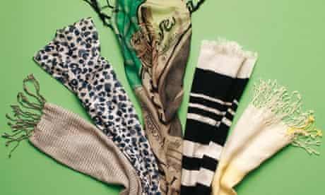 Spring scarves