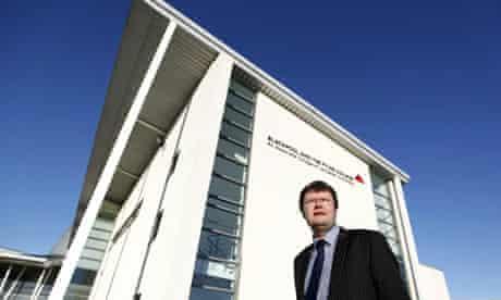 Simon Hughes, Blackpool and Fylde College