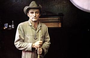 Dennis Hopper: Dennis Hopper as Tom Ripley in The American Friend directed by Wim Wenders