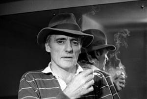 Dennis Hopper: Dennis Hopper in 1982
