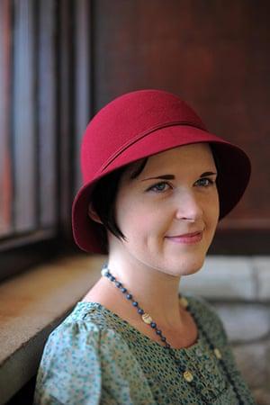 Agatha Christie Festival: Emma Klausner, a festival attendee and fan