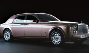 BMW and Rolls-Royce cars recalled over brakes | Business