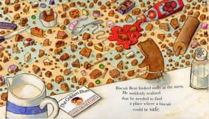 Mini grey books gallery: Biscuit Bear's Biscuit Circus