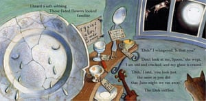Mini grey books gallery: After a bank robbery, a breakage and prison, the Dish and Spoon meet