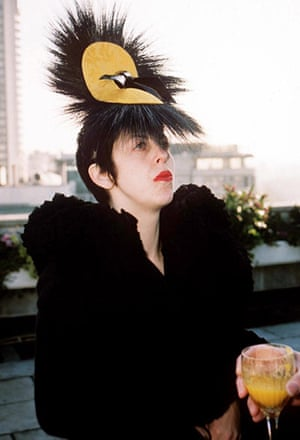 Isabella Blow: Blow at the Dorchester Hotel