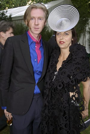 Isabella Blow: Blow with Philip Treacey