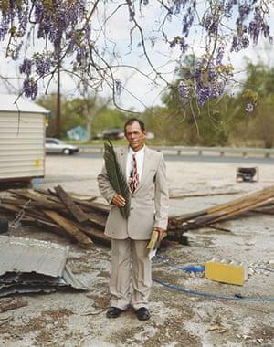 American South: Patrick, Palm Sunday, Baton Rouge, Louisiana, 2002 by Alec Soth
