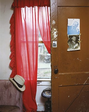 American South: Jimmie's Apartment , Memphis, Tennessee, 2002 by Alec Soth