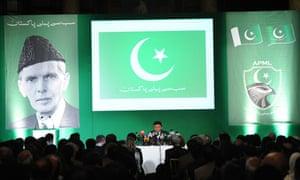 Pervez Musharraf launches new party