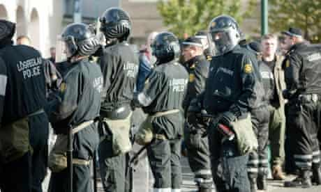 Icelanders Protest The Government's Mishandling Of Financial Crash