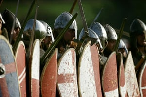 Hastings battle: The Annual Battle Of Hastings Re-enactment