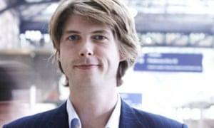 Lucian Tarnowski, founder and chief executive of BraveNewTalent.com